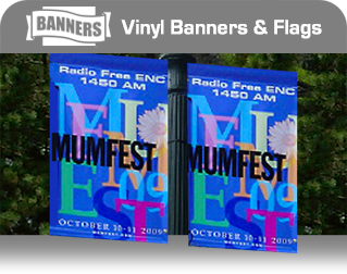 Bender Custom Signs – Banners and Flags
