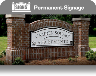 Bender Custom Signs – Permanent Signs