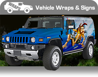 Bender Custom Signage – Vehicle Wraps