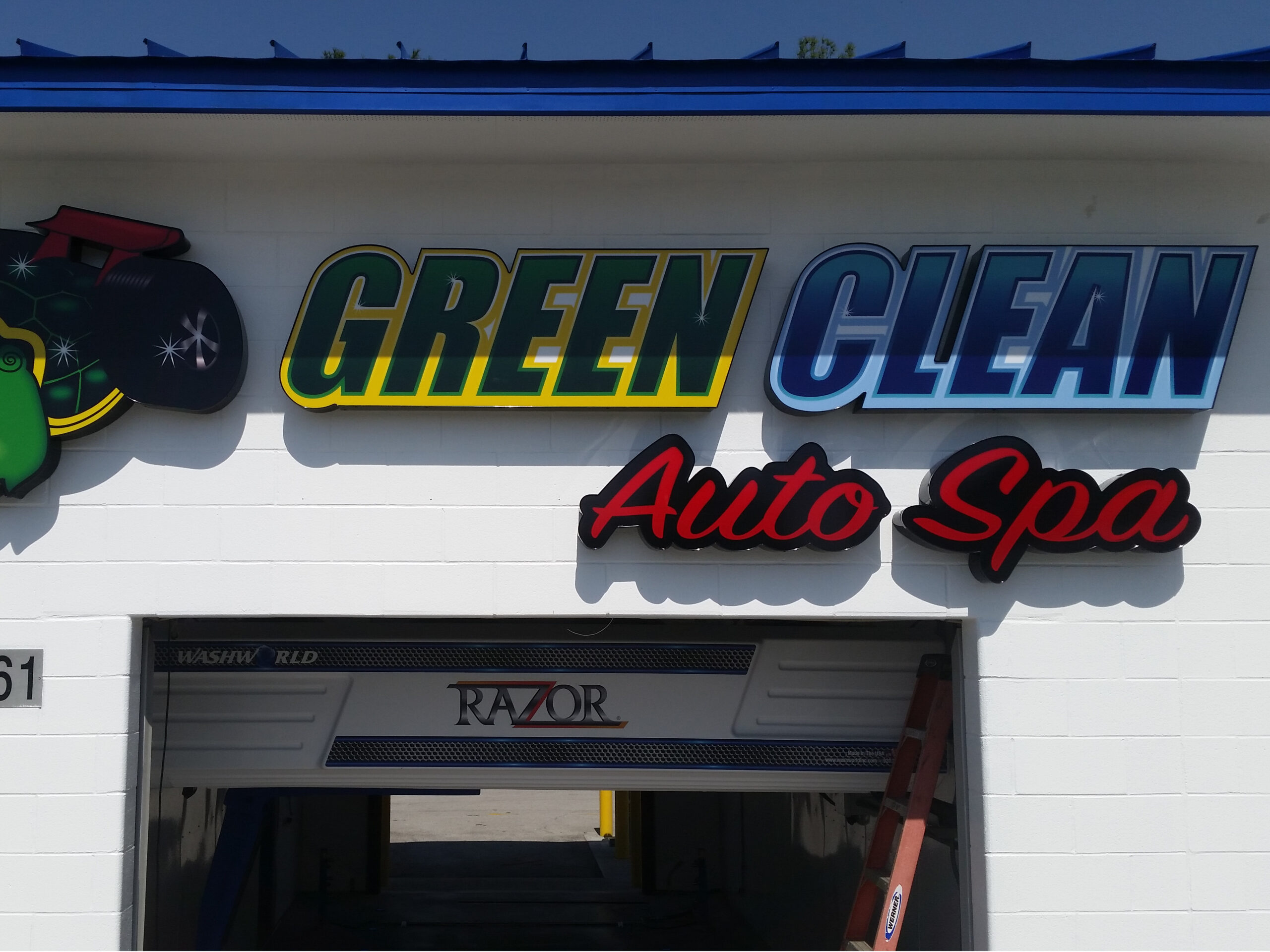 Green Clean Auto Spa Jacksonville NC